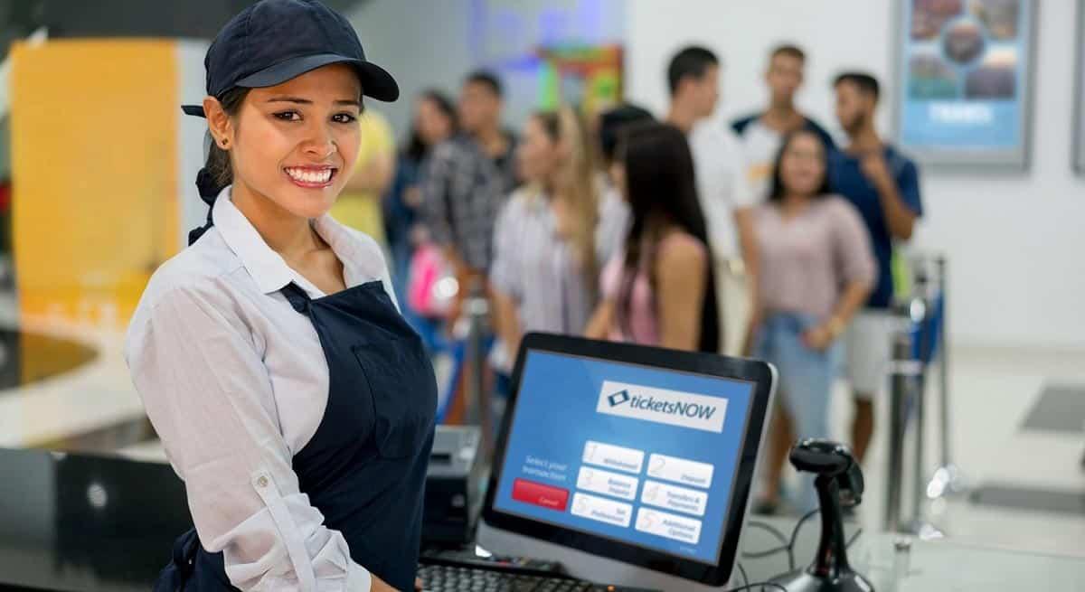 Ticket Kassen Software